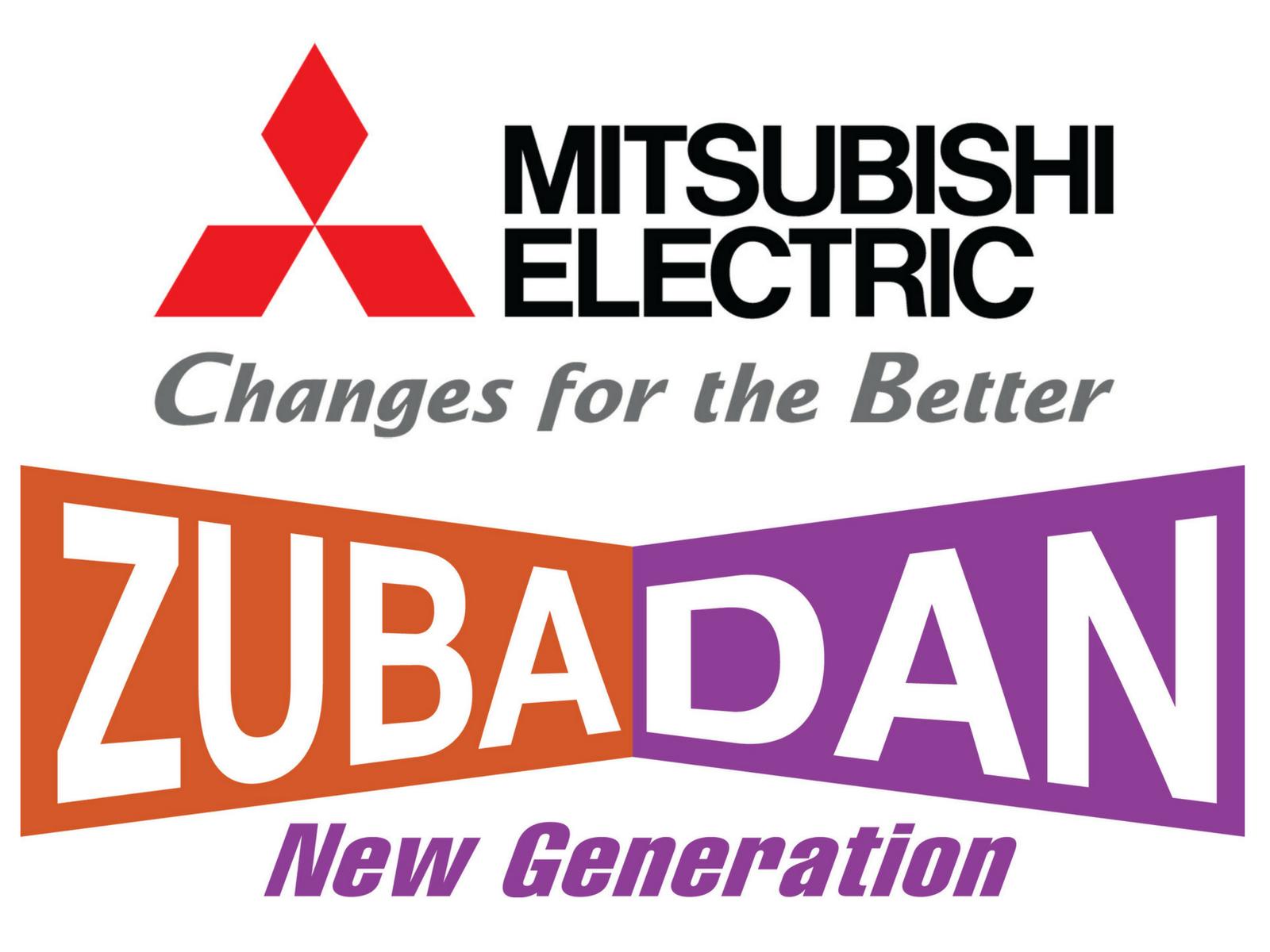 Mitsubishi zubadan